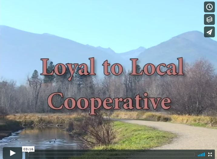 CO-OPS MAKING A DIFFERENCE IN MONTANA