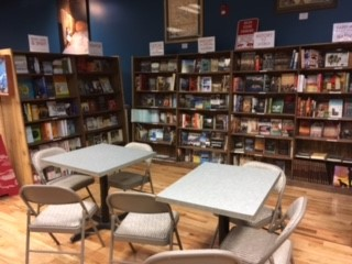 Shelves full of books by local and regional authors are on sale at This House of Books cooperative in Downtown Billings (Photo courtesy of This House of Books).