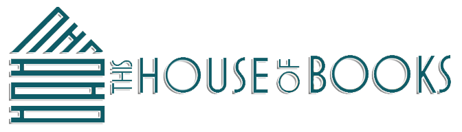 Image is the logo of This House of Books cooperative in Downtown Billings.
